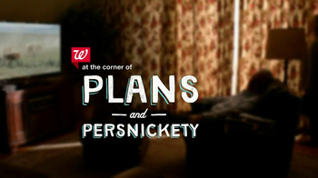 Walgreens Medicare Drug Plans TV Spot, 'Plans and Persnickety' - Thumbnail 1