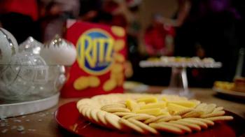 Ritz Crackers TV Spot 'Holiday Party' - Thumbnail 3