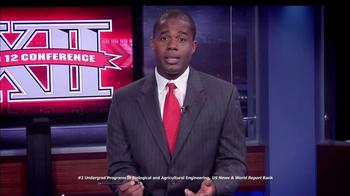 Big 12 Conference TV Spot 'Accolades' - Thumbnail 1