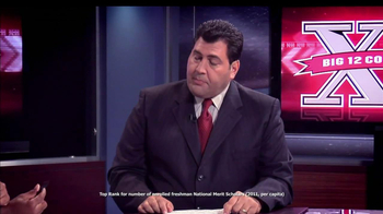 Big 12 Conference TV Spot 'Accolades' - Thumbnail 3