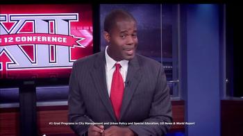 Big 12 Conference TV Spot 'Accolades' - Thumbnail 4