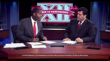 Big 12 Conference TV Spot 'Accolades' - Thumbnail 5