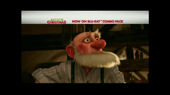Arthur Christmas Blu-Ray and DVD TV Spot  - Thumbnail 4