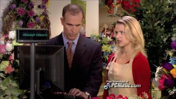 PCMatic.com TV Spot, 'Flower Shop' - Thumbnail 6
