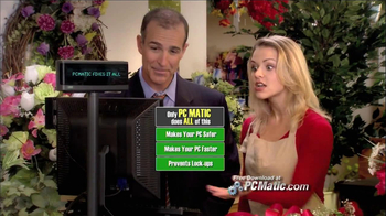 PCMatic.com TV Spot, \'Flower Shop\'