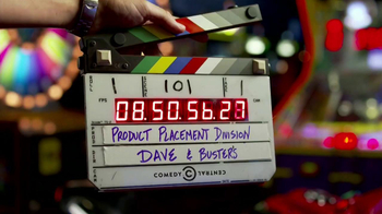 Dave and Buster's TV Spot, 'Cut' - Thumbnail 1