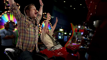 Dave and Buster's TV Spot, 'Cut' - Thumbnail 8