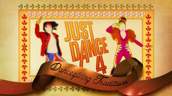 Just Dance 4 TV Spot, 'Dancegiving'