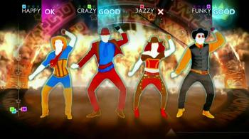 Just Dance 4 TV Spot, 'Dancegiving'  - Thumbnail 4