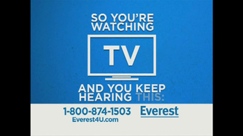 Everest College TV Spot, 'Watching TV'