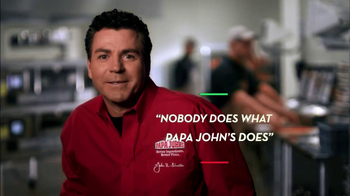 Papa John\'s TV Spot, \'Really Better\'