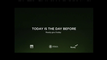 FEMA- Disaster Preparedness TV Spot, 'The Day Before'  - Thumbnail 9
