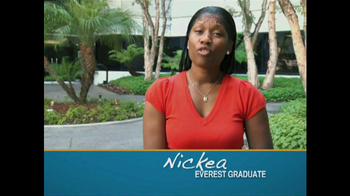 Everest College TV Spot, 'Nickea' - Thumbnail 1
