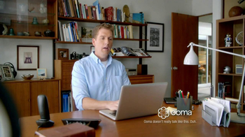 Ooma TV Spot, 'Too Busy' Featuring Regan Burns
