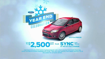 Ford Year End Celebration TV Spot, 'Focus Elves' Featuring Mike Rowe - Thumbnail 9