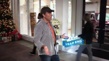 Ford Year End Celebration TV Spot, 'Focus Elves' Featuring Mike Rowe - Thumbnail 2