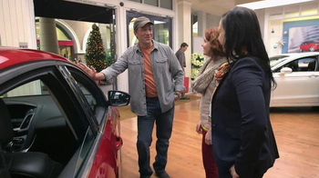 Ford Year End Celebration TV Spot, 'Focus Elves' Featuring Mike Rowe - Thumbnail 3