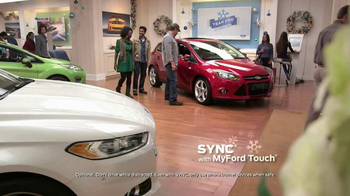 Ford Year End Celebration TV Spot, 'Focus Elves' Featuring Mike Rowe - Thumbnail 6