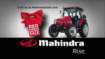 Mahindra TV Spot 'Red Ribbon Sale' - Thumbnail 10