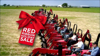 Mahindra TV Spot 'Red Ribbon Sale' - Thumbnail 2