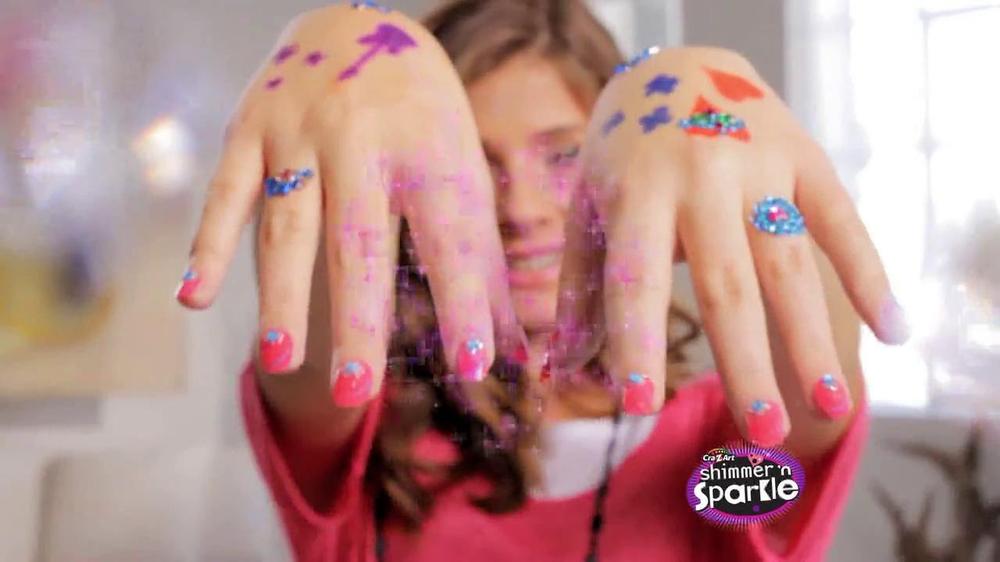 Cra Z Art Shimmer N Sparkle Tv Spot Ispot Tv