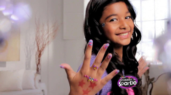 Cra-Z-Art Shimmer N Sparkle TV Spot
