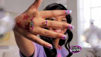 Cra-Z-Art Shimmer N Sparkle TV Spot - Thumbnail 3