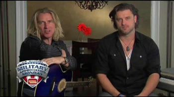 Golden Corral TV Spot, 'Military Appreciation' Featuring Collective Soul - 16 commercial airings