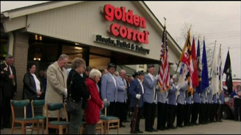 Golden Corral TV Spot, 'Military Appreciation' Featuring Collective Soul - Thumbnail 5