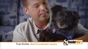 Thunder Shirt TV Spot, 'Happy' - Thumbnail 4