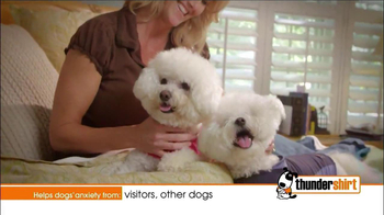 Thunder Shirt TV Spot, 'Happy' - Thumbnail 5