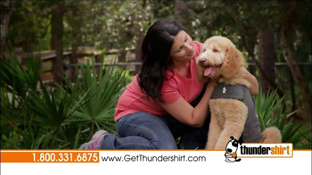 Thunder Shirt TV Spot, 'Happy'