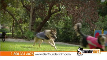 Thunder Shirt TV Spot, 'Happy' - Thumbnail 8