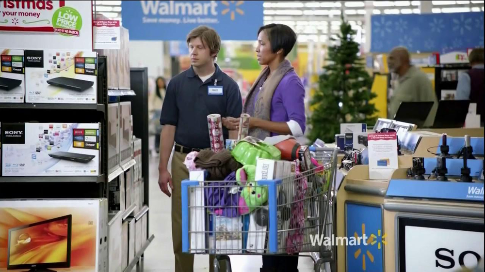 Walmart Credit Card Special Financing TV Commercial - Video