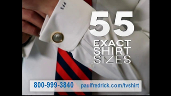 Paul Fredrick TV Spot 'Dress Shirts' - Thumbnail 6