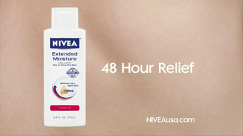 Nivea Extended Moisture Body Lotion TV Spot  - Thumbnail 10