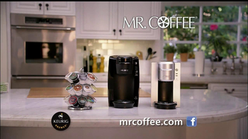 Mr. Coffee Single-Cup Brewing System TV Spot - Thumbnail 10