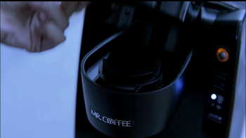 Mr. Coffee Single-Cup Brewing System TV Spot - Thumbnail 3