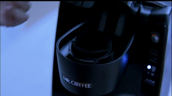 Mr. Coffee Single Cup Brewing System TV Spot - Thumbnail 3
