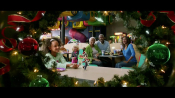 Chuck E. Cheese's Holidays TV Spot  - Thumbnail 1