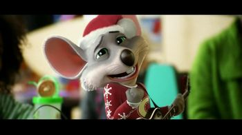 Chuck E. Cheese's Holidays TV Spot