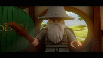 LEGO The Hobbit Board Game TV Spot