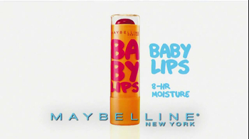 Maybelline New York Baby Lips TV Spot  - Thumbnail 2