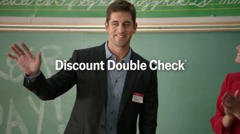 State Farm TV Spot, 'Double Check the Commercial' Featuring Aaron Rogers - Thumbnail 2