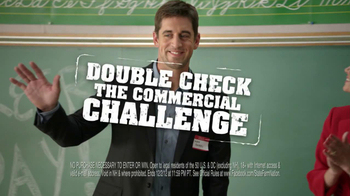 State Farm TV Spot, 'Double Check the Commercial' Featuring Aaron Rogers - Thumbnail 3