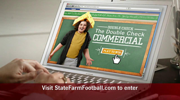 State Farm TV Spot, 'Double Check the Commercial' Featuring Aaron Rogers - Thumbnail 7