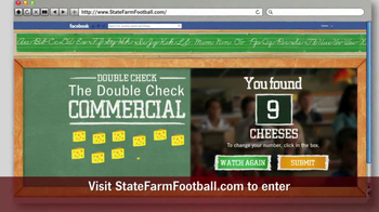 State Farm TV Spot, 'Double Check the Commercial' Featuring Aaron Rogers - Thumbnail 8