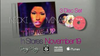 Nicki Minaj: The Re-Up TV Spot - Thumbnail 7