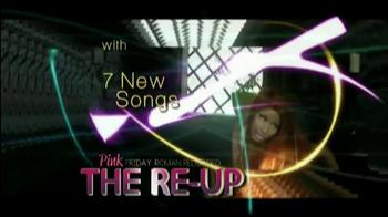 Nicki Minaj: The Re-Up TV Spot - Thumbnail 3