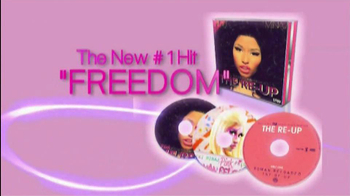 Nicki Minaj: The Re-Up TV Spot - Thumbnail 4
